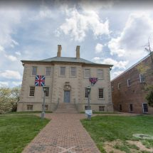 Virtual Tour of Carlyle House Historic Park