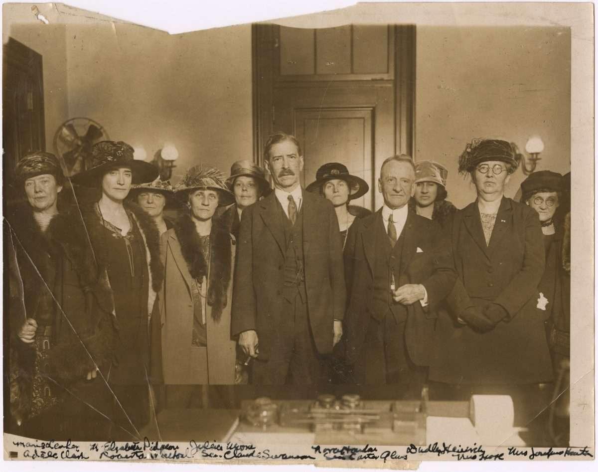 Virginia League of Women Voters