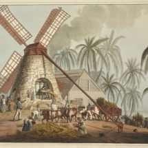 A Mill Yard