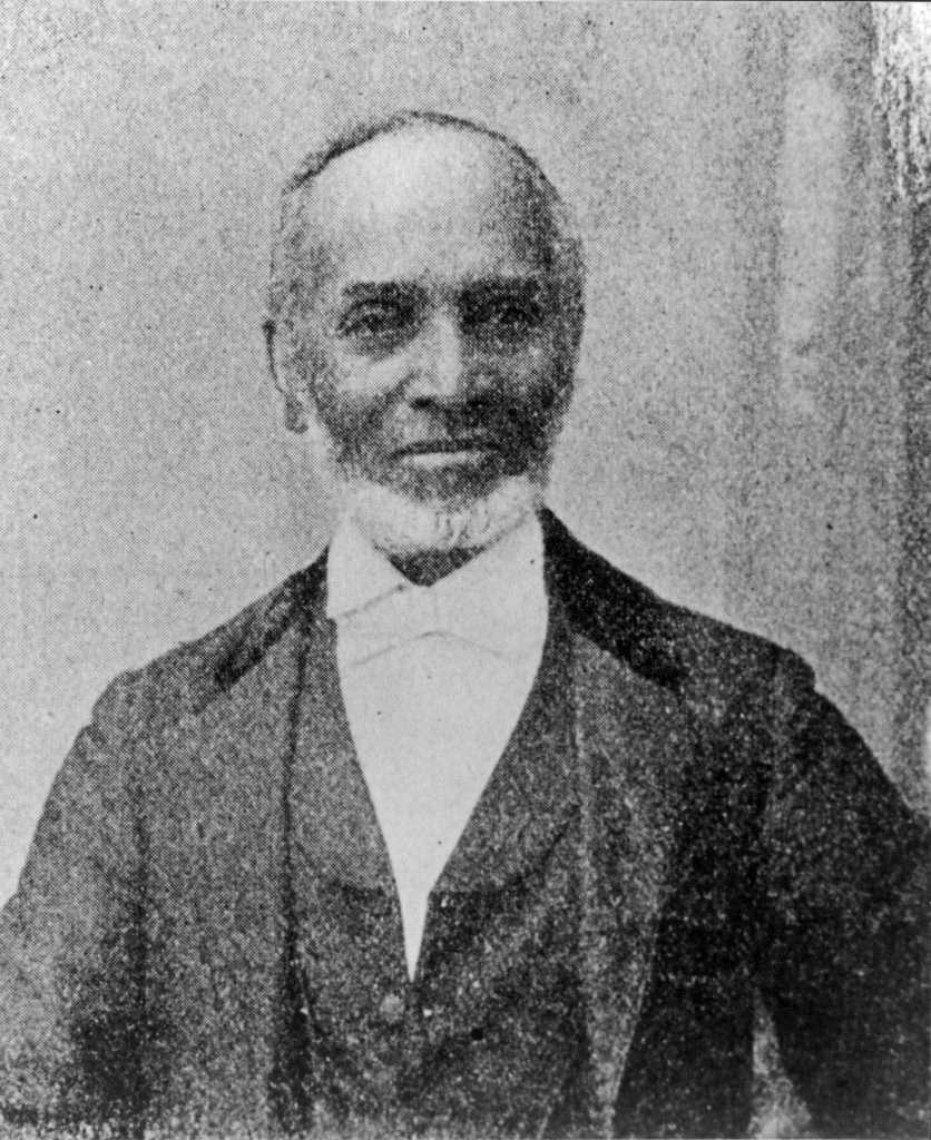 Reverend Peter Fossett