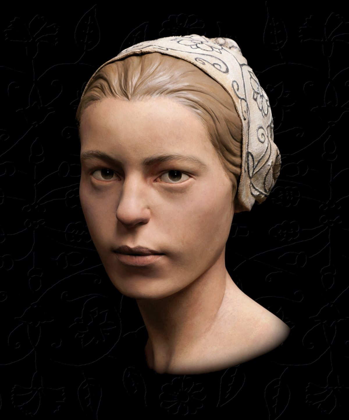 Forensic Facial Reconstruction of Jane