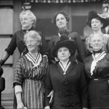 United Daughters of the Confederacy Group