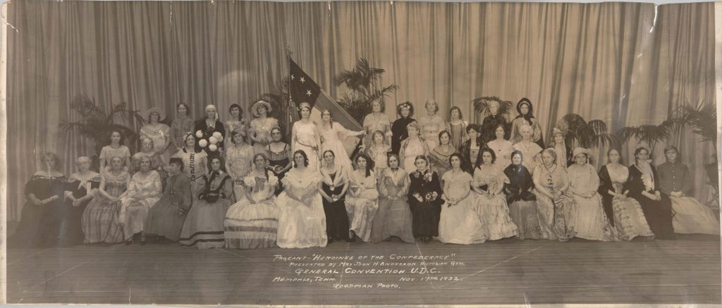 """A Pageant Dedicated to Confederate """"Heroines"""""""
