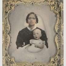 Nursemaid in Jefferson Davis's Household