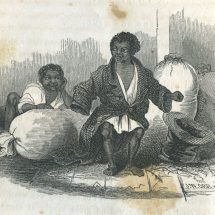 Negroes at Mill