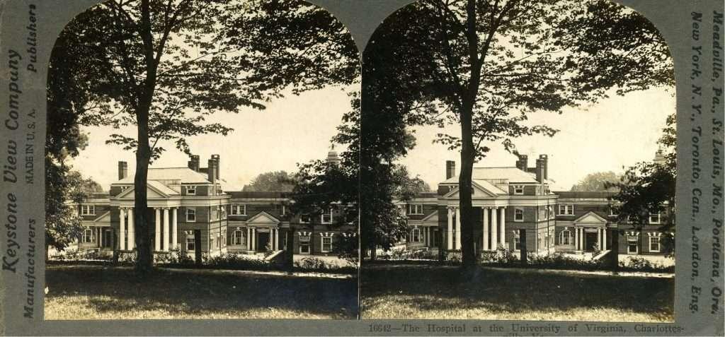 Hospital at the University of Virginia
