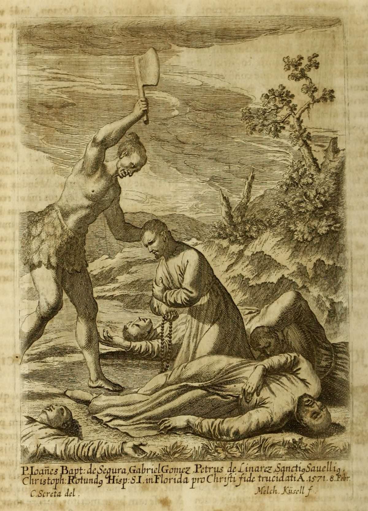The Killing of Father Segura and His Companions