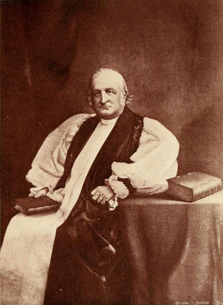 Bishop Thomas Atkinson