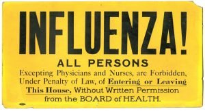Influenza Pandemic in Virginia, The (1918–1919)