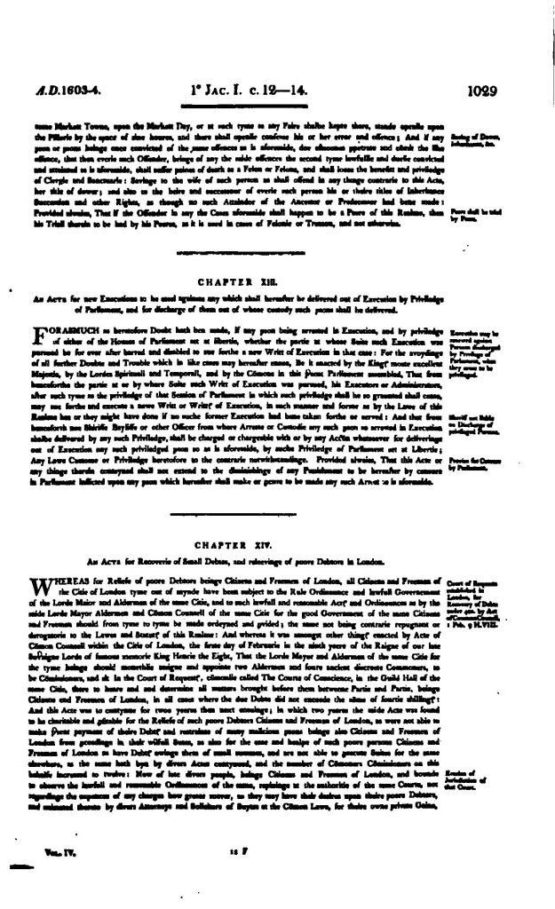 Statutes of the Realm