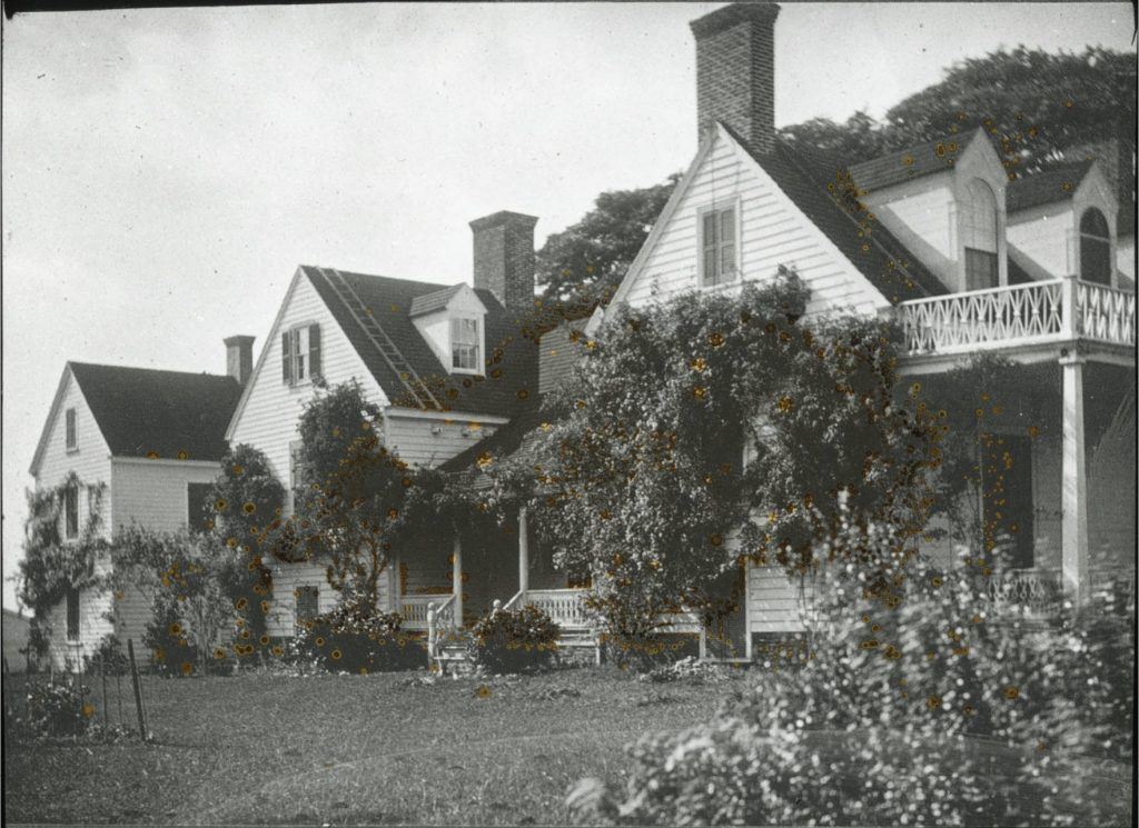 Mount Custis Plantation