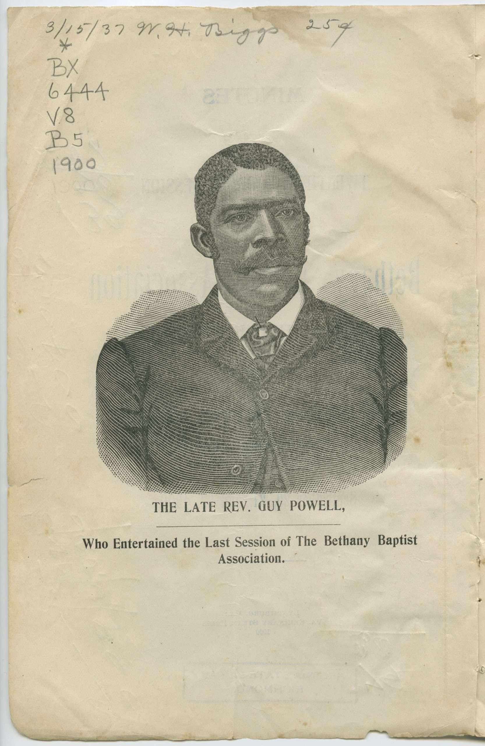 Reverend John Powell