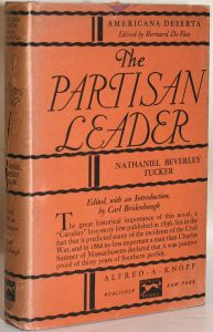 Partisan Leader, The (1836)