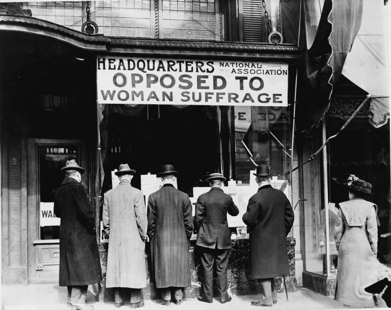 National Association Opposed to Woman Suffrage