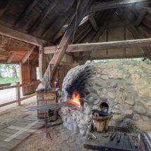 Virtual Tour of Jamestown Glasshouse