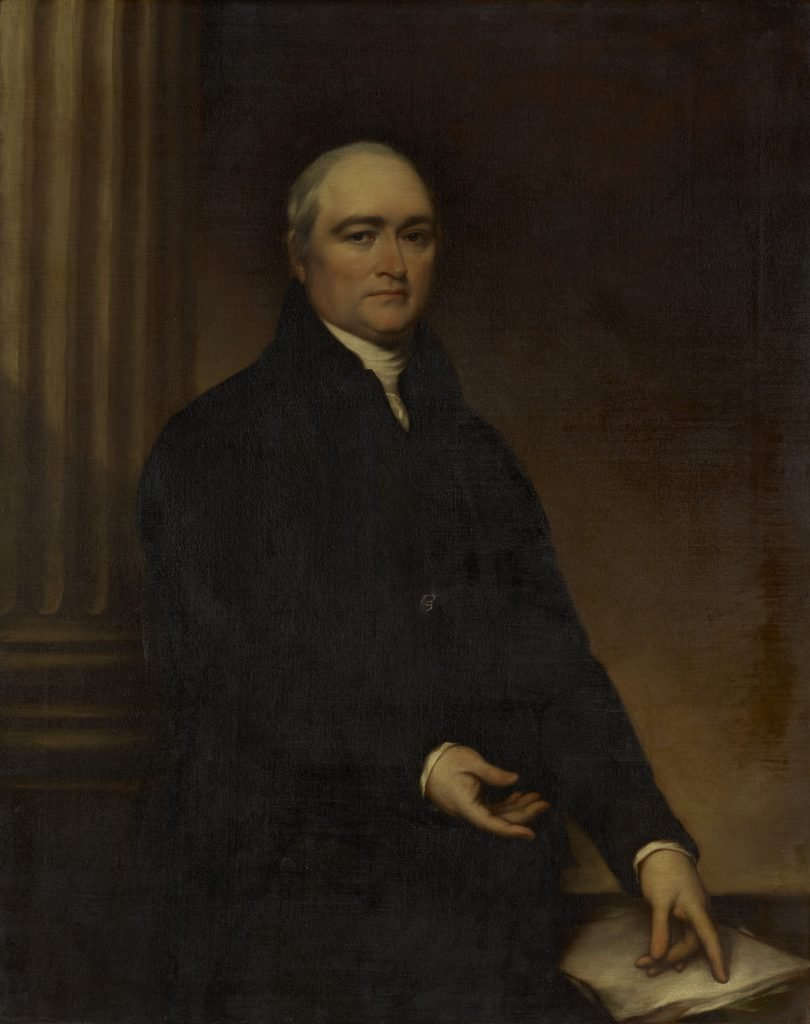 Reverend Timothy Dwight