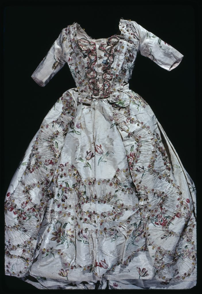 Colonial-Era Gown