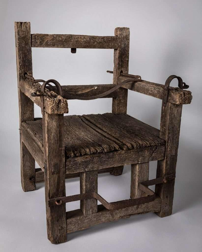 Ducking Chair