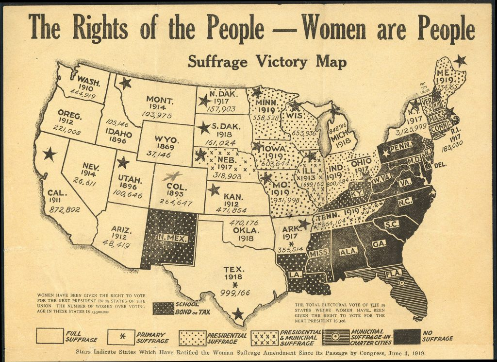 The Rights of the People—Women are People