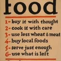 Food—don't waste it