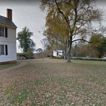 Tuckahoe Plantation House
