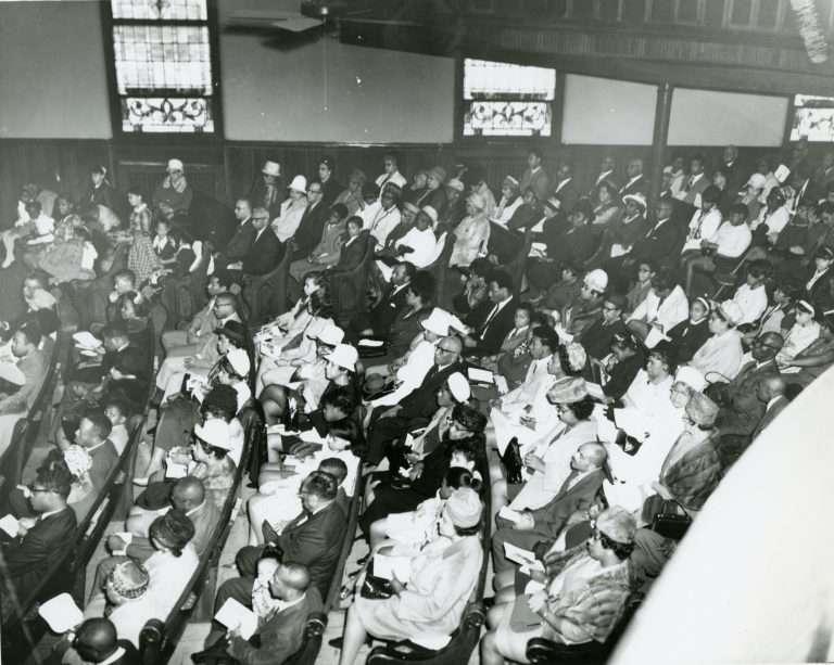 First Baptist Church in Roanoke