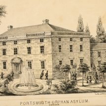 Portsmouth Orphan Asylum.