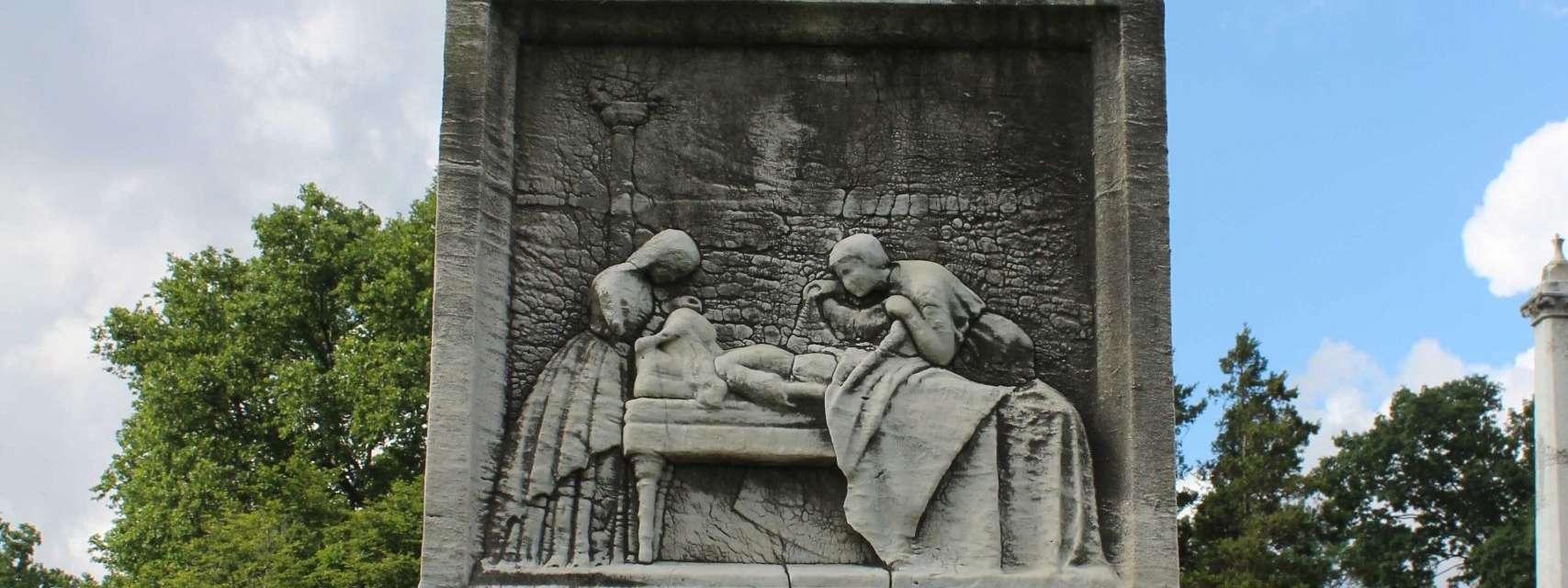 Monument to the Philadelphia Medical Volunteers