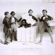 The Resurrection of Henry Box Brown at Philadelphia