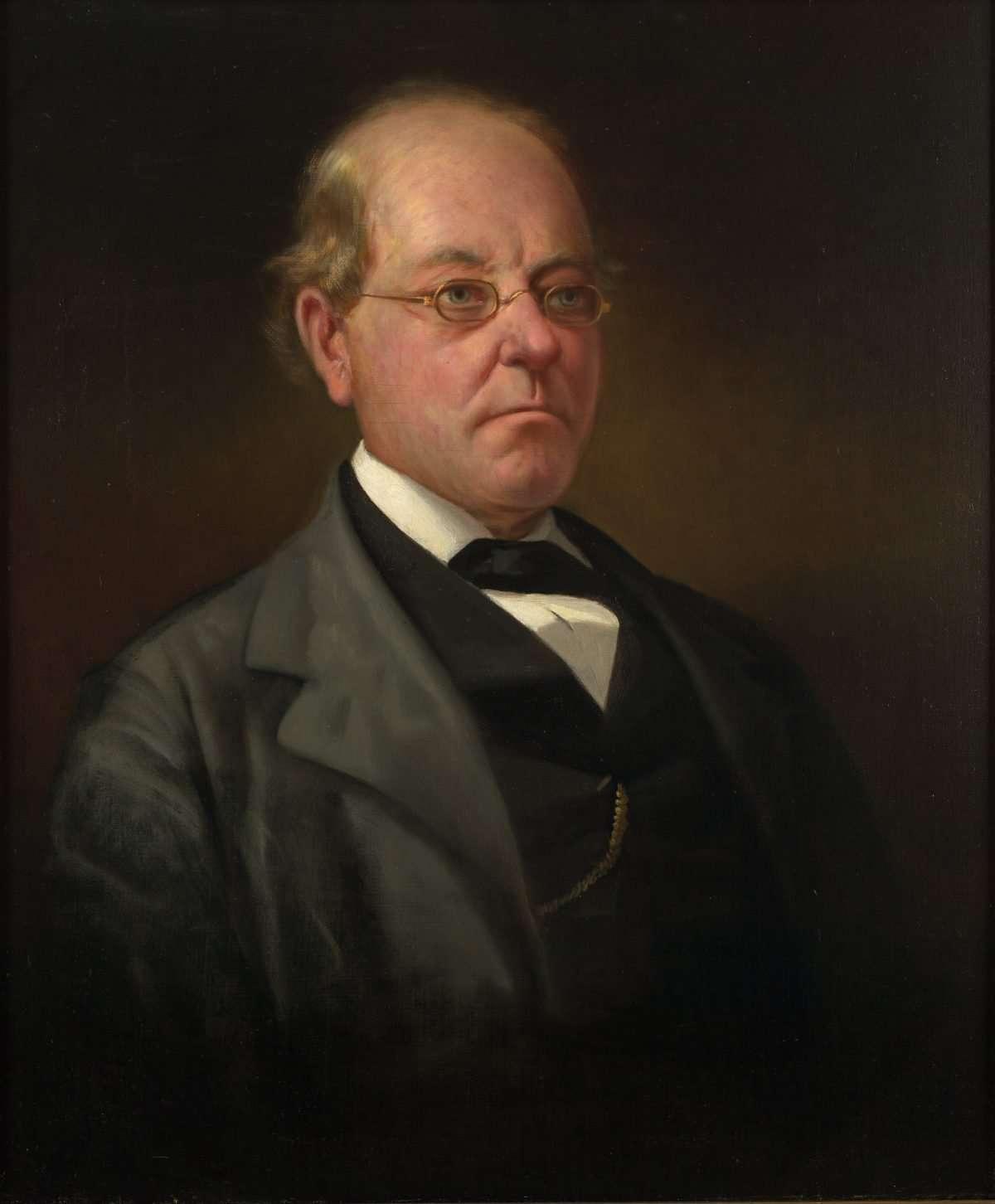 Governor John Letcher