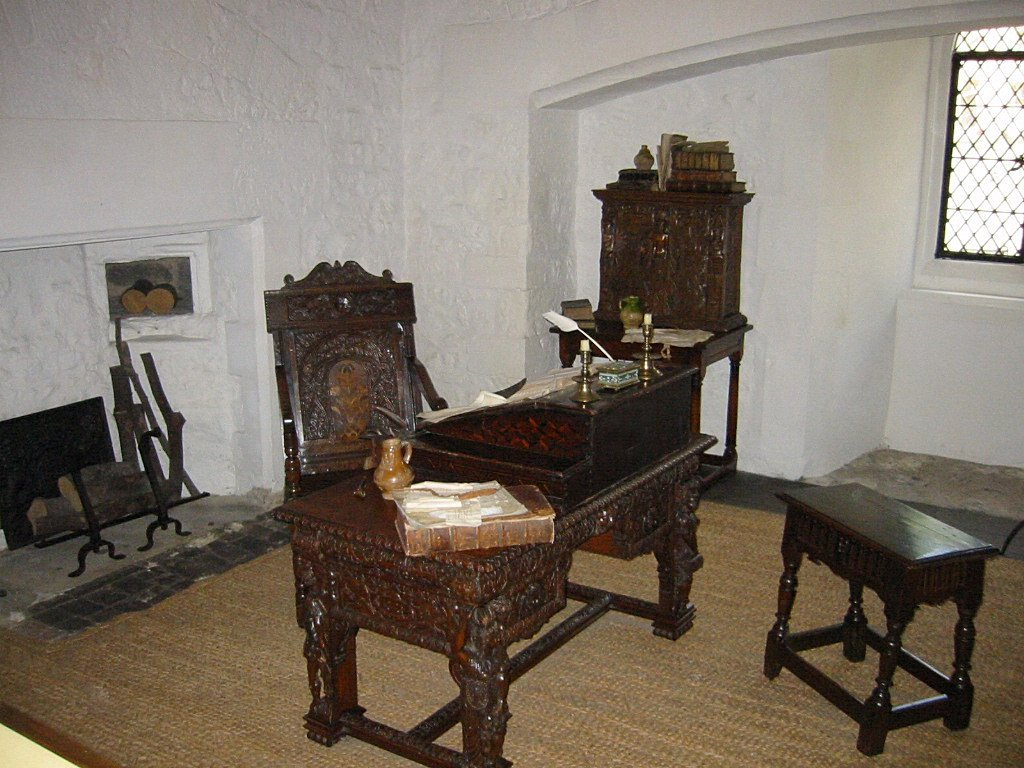 Sir Walter Raleigh's Quarters