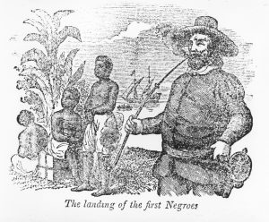 Africans, Virginia's First