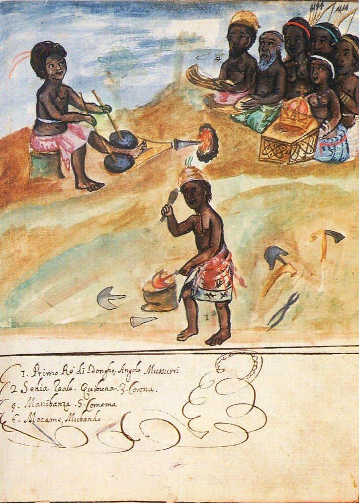 Life in Seventeenth-Century Africa