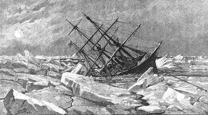 The Sinking of the Jeannette