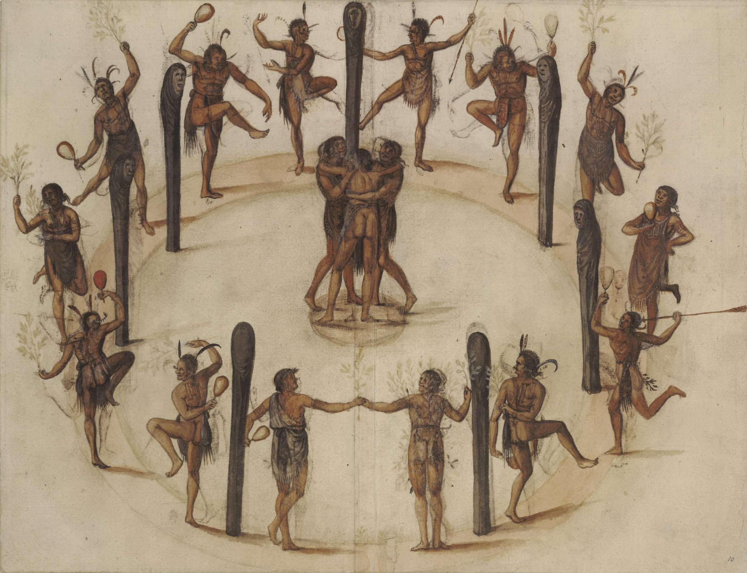 A Festive Dance