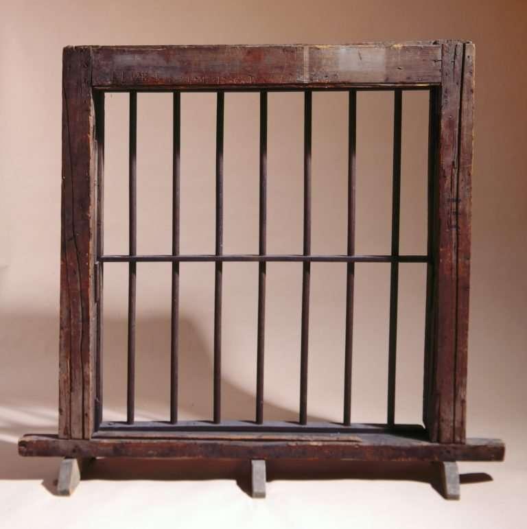 Libby Prison Window