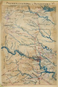 Virginia Central Railroad during the Civil War, The