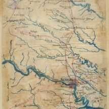 Confederate Rail Lines