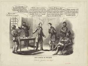 Jefferson Davis's Imprisonment