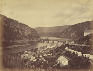 Harpers Ferry during the Civil War
