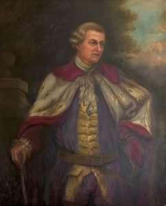 Berkeley, Norborne, baron de Botetourt (1717–1770)
