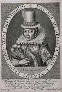 Pocahontas (d. 1617)