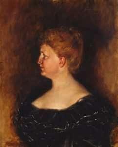 Harrison, Burton, Mrs., (1843–1920)