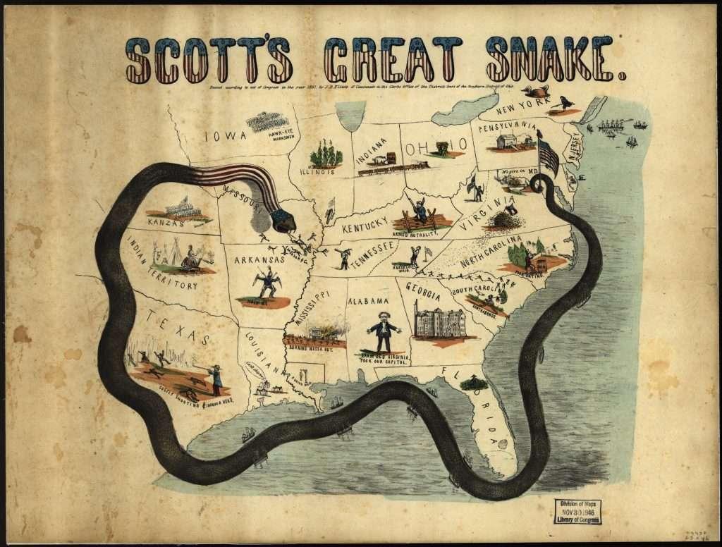 Scott's Great Snake