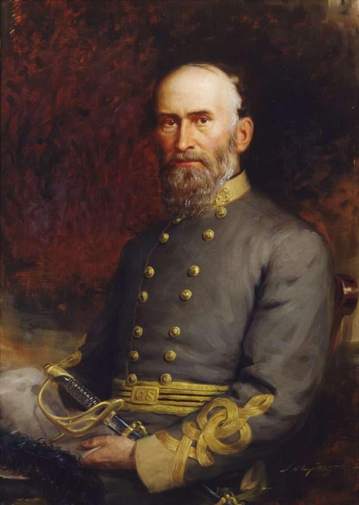 Portrait of General Jubal A. Early
