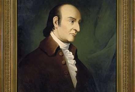 Portrait of George Wythe