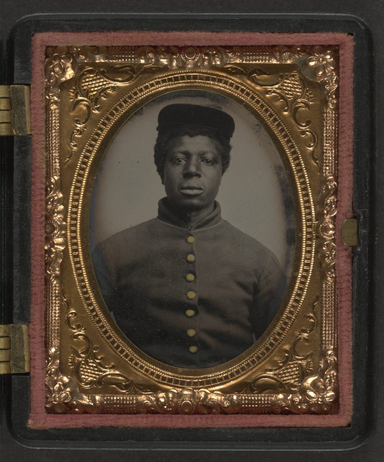 African American Soldier