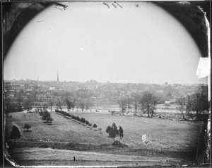 Petersburg during the Civil War