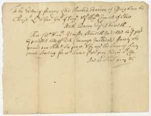 Bacon, Nathaniel (bap. 1620–1692)