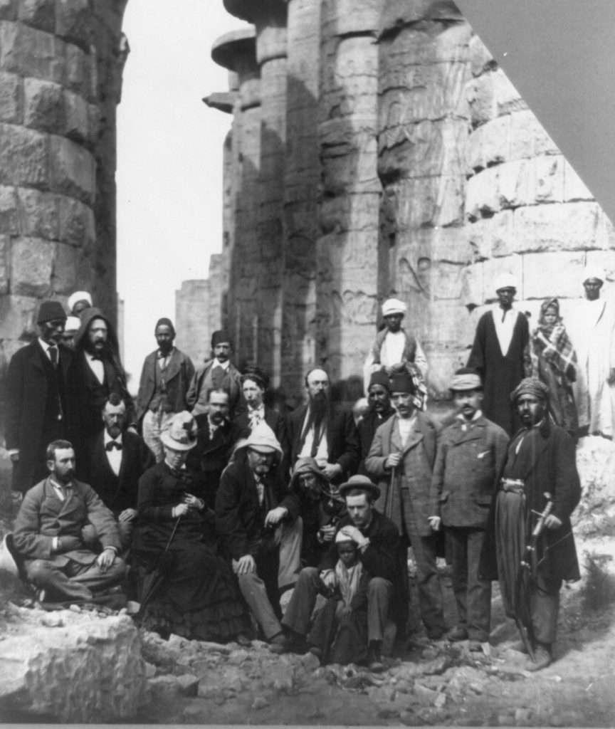 Ulysses S. Grant in Egypt